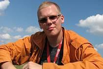 Třiadvacetiletý student-paraglidista Ivan  Pirner