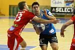 Evropský pohár Talent MAT Plzeň x Haukar Hafnafjordur (Island)