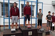 Vítězem v dorostu při Poháru Svornosti 2016 se stal Tomáš Morávek, druhý skončil Josef Pač. Oba střelci závodí za Duklu Plzeň a budou ode dneška bojovat o medaile na MČR v Plzni.