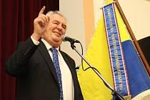 Prezident Miloš Zeman v Kralovicích