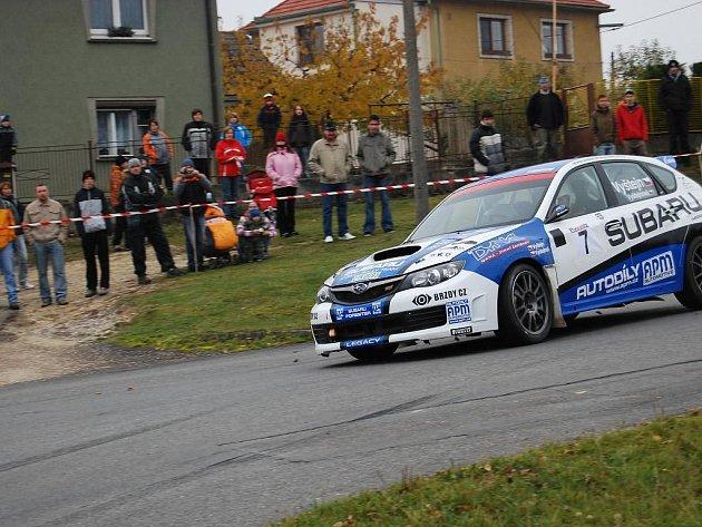 Osmý ročník Rallye Střela Kralovice