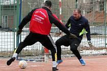 Sváteční pohodu si zpestřilo šest fotbalových mužstev účastí na Memoriálu Rudolfa Bernarda na Košutce.