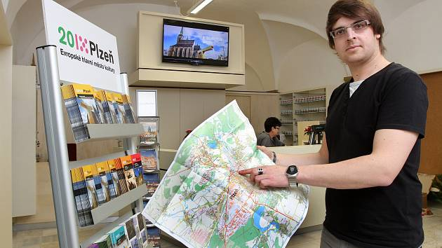 Plzeň opravila infocentrum před očekávaným přívalem turistů