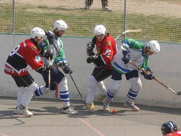 Hokejbal - extraliga
