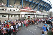 Oslavy stoletého výročí klubu FC Viktoria Plzeň