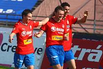 Fotbal Plzeň vs. Zlín 5:0