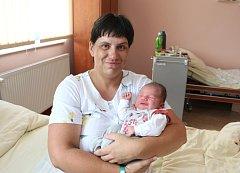 Romaně Pitterové se 1. srpna narodil syn Lukáš (4,14 kg, 53 cm). Doma vLišicích se už na něj těší tatínek Pavel Halama a tříletá Lucinka