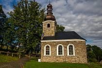 Kaple Panny Marie Bolestné ve Vatěticích na Klatovsku.