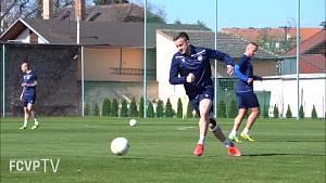 Příprava FC Viktoria Plzeň.