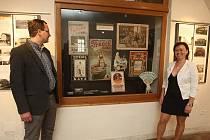 """Výstava Jak se žilo v Plzni za císaře """"Procházky"""" v Národopisném muzeu v Plzni"""