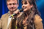 V hudební anketě Žebřík se nejlepší zpěvačkou stala Ewa Farna.