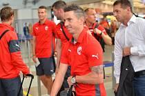 Plzeňští fotbalisté odlétají na zápas Evropské ligy do Rumunska.