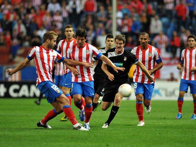 Atlético Madrid - Viktoria Plzeň