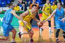 PLZEŇÁK Jan Švandrlík teď přijede domů na Final4 basketbalistů v dresu Opavy.