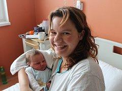 Lukáš Herejk (3,23 kg, 51 cm) se narodil 1. května v 11:34 v klatovské porodnici hodin. Rodiče Marta a Lukáš z Blovic věděli dopředu, že jejich prvorozené miminko bude chlapeček.
