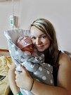 Klaudie Sozanská se narodila 24. července ve 21:09 mamince Soně a tatínkovi Andreiyovi zPlzně. Po příchodu na svět vplzeňské FN vážila sestřička Kristýnky a Karolínky 3370 gramů a měřila 51 centimetrů.