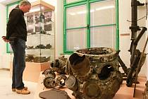 Nová muzejní expozice v Nepomuku je věnovaná zámku Zelená Hora
