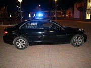 Následky jízdy opilého řidiče u OC Olympia Plzeň