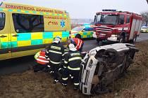 Nehoda u Radobyčic