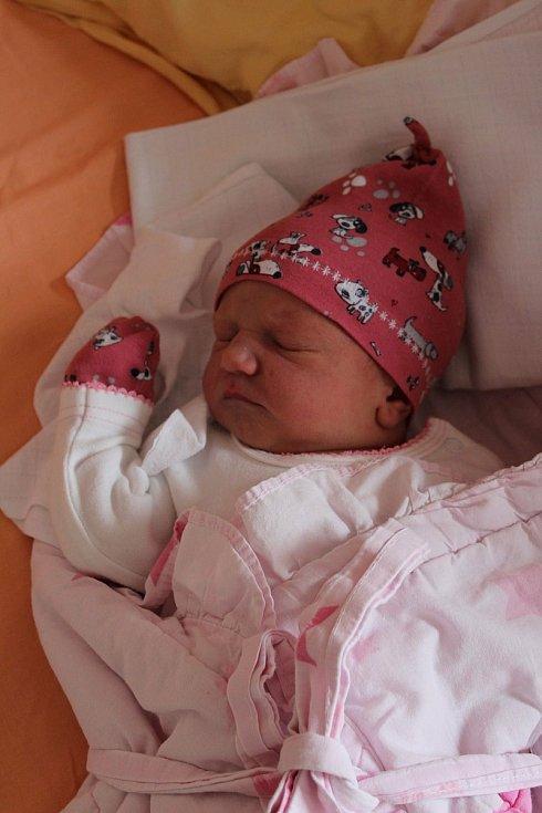 Beáta Tušková (3630 g, 50 cm) se narodila 26. května v 0:30 ve FN vPlzni. Na světě ji přivítali rodiče Andrea a Jan ze Soběkur. Doma na sestřičku čekala tříletá Amálka.