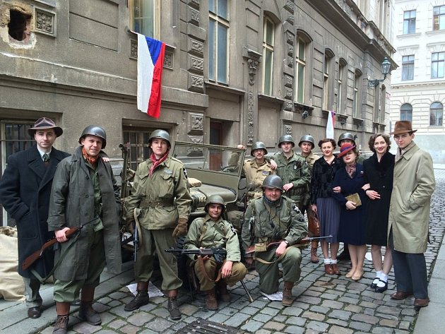 Povedený spot, jehož děj se odehrává na začátku května 1945, kdy do Plzně dorazili američtí vojáci, láká na letošní Slavnosti svobody.