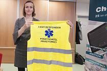 Záchranná služba v Plzni spouští projekt First responder.