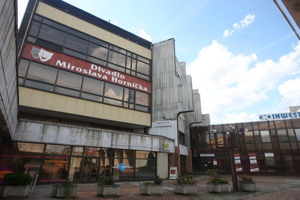 Dům kultury Inwest před uzavřením