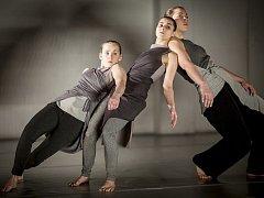 V úterý  2. května je na programu Study, taneční performance ženské trojice, jež si říká Holektiv.