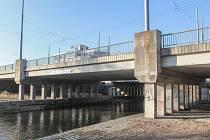 Most na Rokycanské třídě
