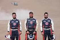 Tatra Buggyra Racing na Rallye Dakar