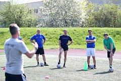 Ve Skvrňanech se školili trenéři z celého kraje.