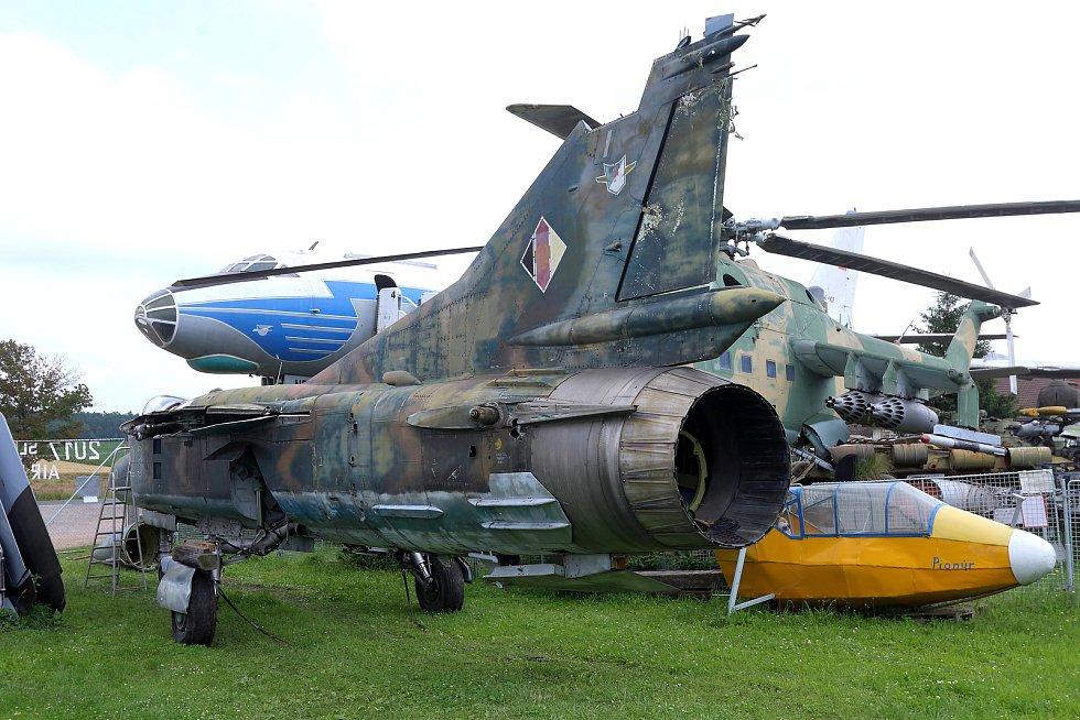 MIGy-23 dosahovaly maximální rychlosti ve výšce 12000 m přes 2400 km/hod