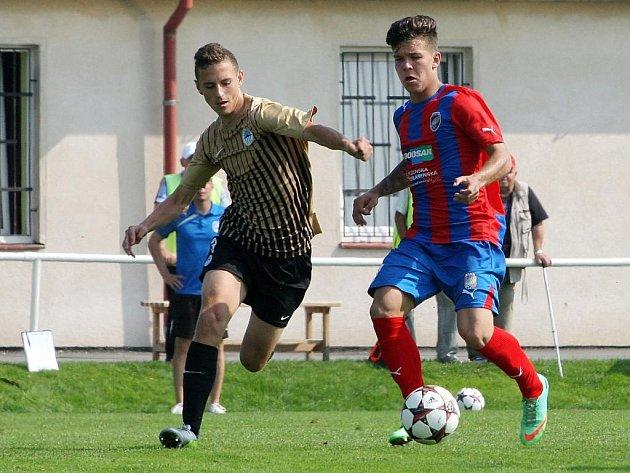 Starší dorost: FC Viktoria Plzeň – FC Slovan Liberec