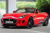 Jaguar F-Type, hlavní cena pro vítěze motokárového šampionátu