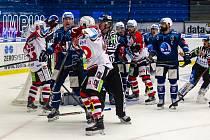 Hokejisté Škody Plzeň si po výhře nad Pardubicemi upevnili první místo v extralize.