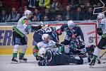 Utkání Tipsport extraligy Energie Karlovy Vary - HC Škoda Plzeň