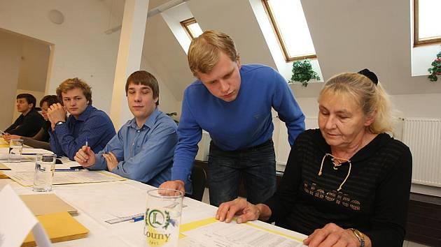 Volby v Plzni-Radčicích