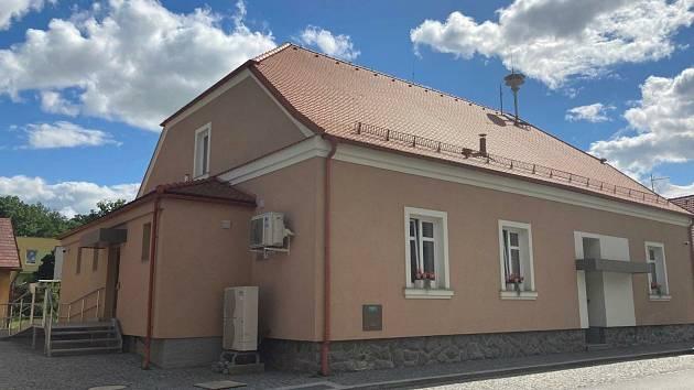 Objekt byl opravený po 90 letech.