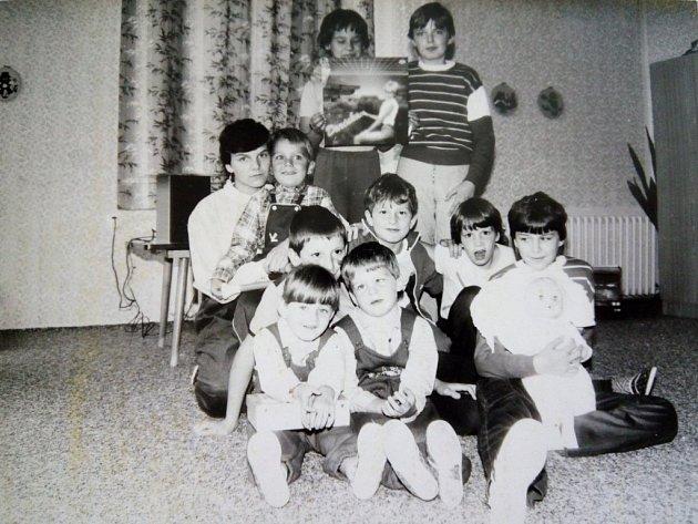 Snímky zlet 1986a 1987.