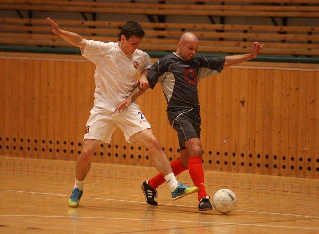 Futsalový turnaj Christmas time 2012
