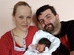 Emma Slobodníková se narodila mamince Barboře a tatínkovi Jiřímu 7. ledna v 11:48. Po příchodu na svět vážila prvorozená dcerka 3530 gramů a měřila 50 centimetrů.