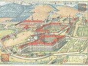 Dosud neznámá veduta – malířské zobrazení plaského kláštera před rokem 1785