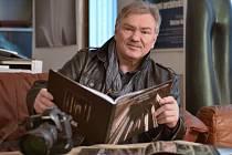 Fotograf Václav Hynčík ukazuje Plzeň z té krásné stránky a 30. ledna oslavil pětašedesáté narozeniny.