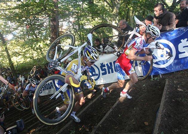 Světový pohár v cyklokrosu.