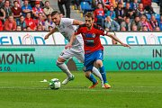 Fotbalisté Viktorie Plzeň doma remizovali v utkání 28. kola první ligy s Mladou Boleslaví 3:3.