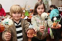 Program v muzeu byl určený především pro děti.
