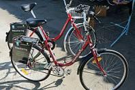 Tak vypadají sdílené bicykly