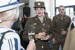 Slavnostní znovuotevření muzea Patton Memorial Pilsen.
