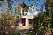 Meditační zahrada v Plzni