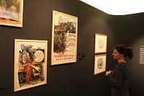Výstava Svět chce být klamán – Fikce a mystifikace v umění 19. století